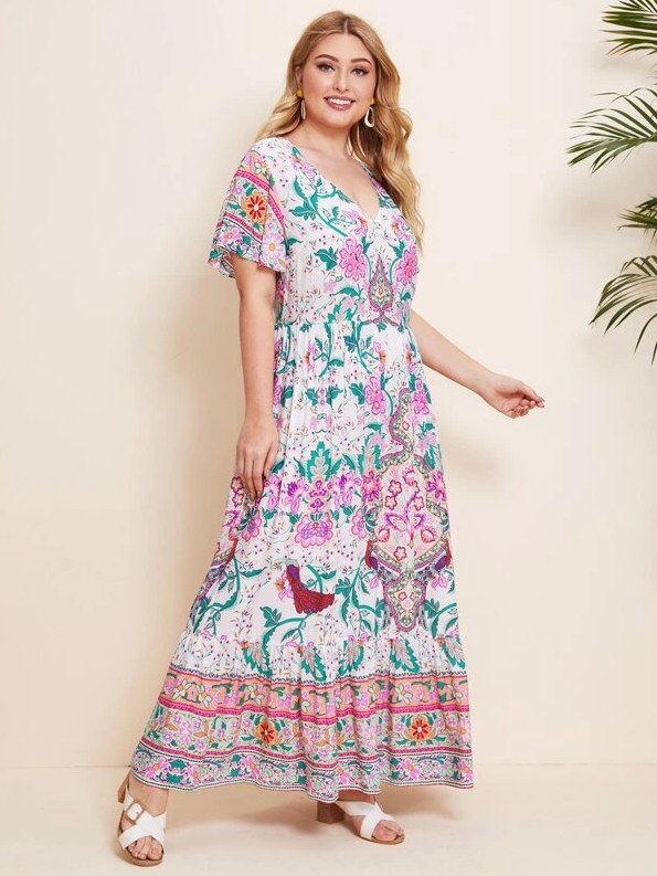 Mission Beach Dress - Boho Buys