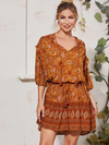 Bali Bird Dress - Boho Buys