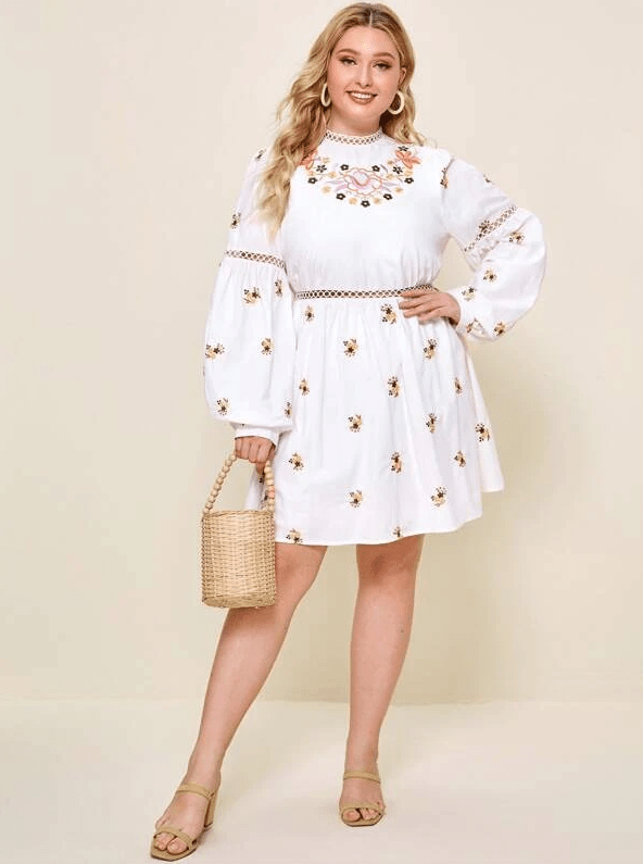 Luxe Penelope Dress - Boho Buys