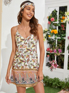 Nimbin Slip Dress | WHITE - Boho Buys