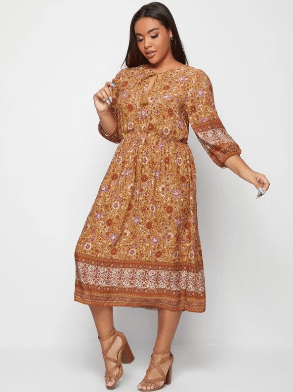 Temple Dress | BYRON BLOOMS - Boho Buys