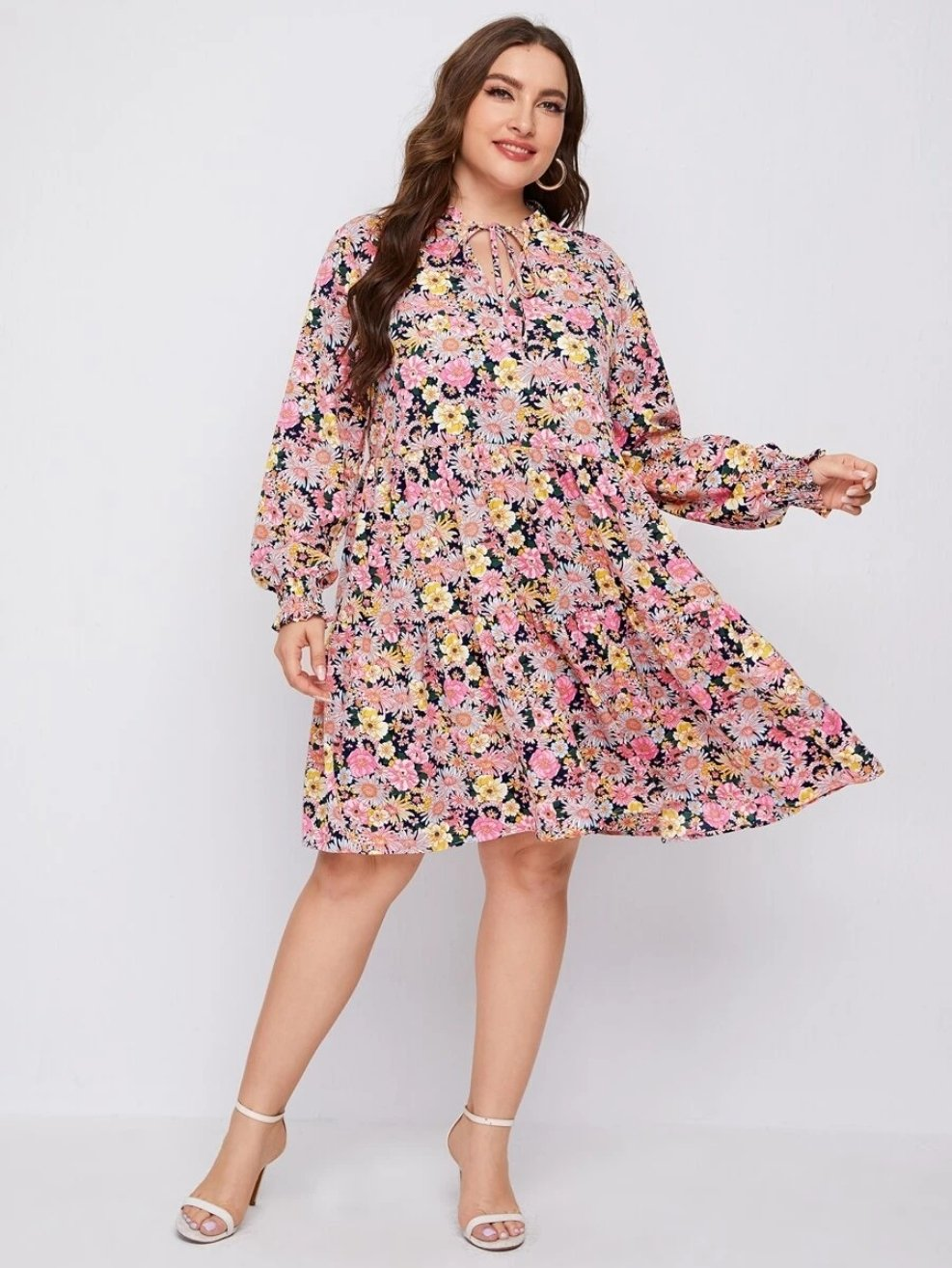 Wild Flower Dress - Boho Buys