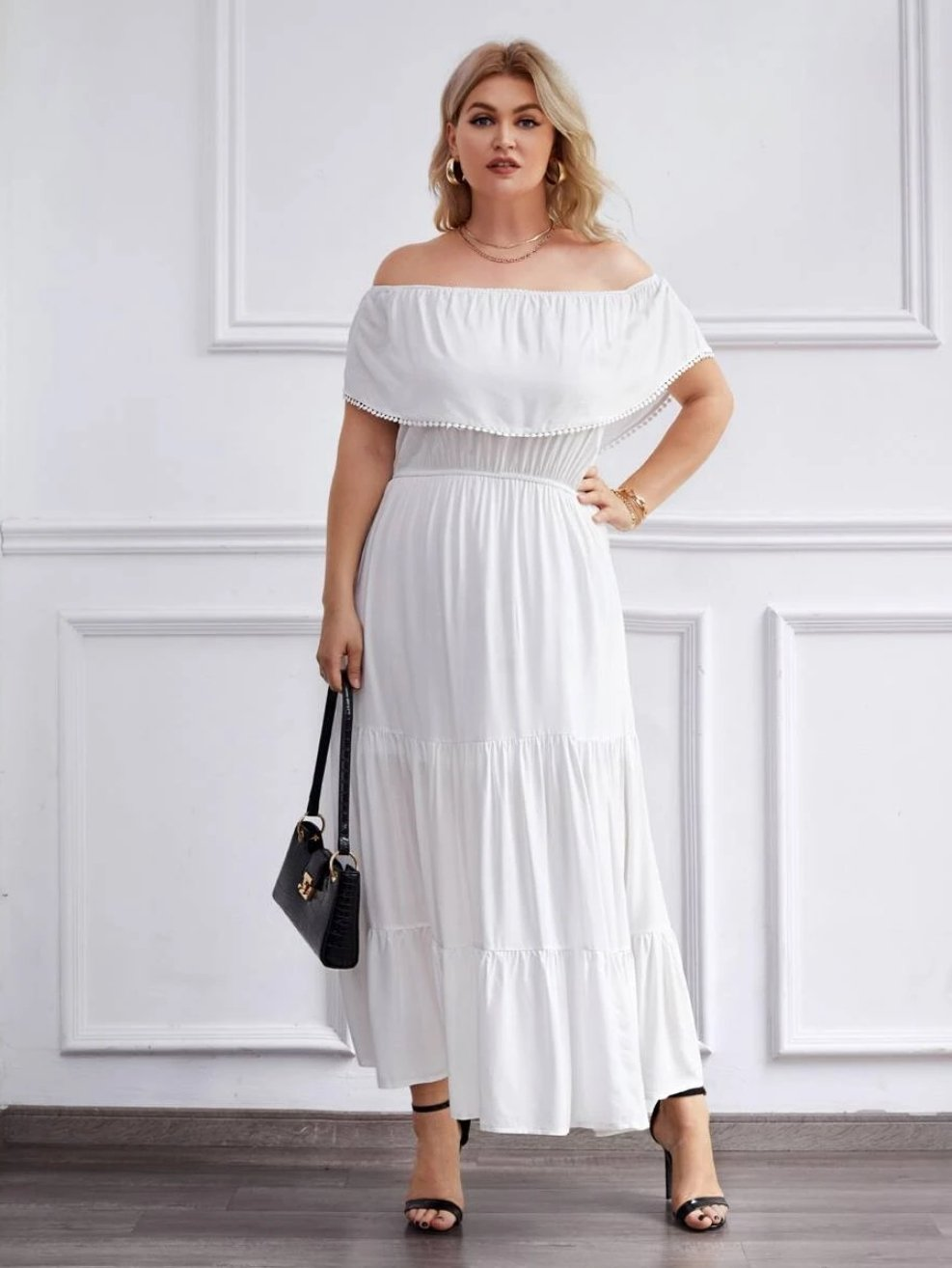 Maldives Dress | CURVE - Boho Buys