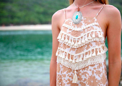 Delilah Boho Dress - Boho Buys