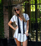Bandit Striped Dress