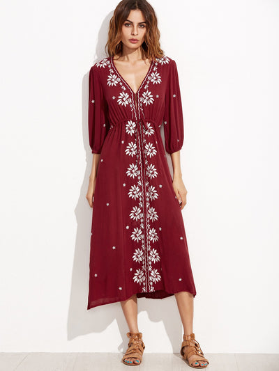 Midnight In Morocco Dress | ONE LEFT - Boho Buys