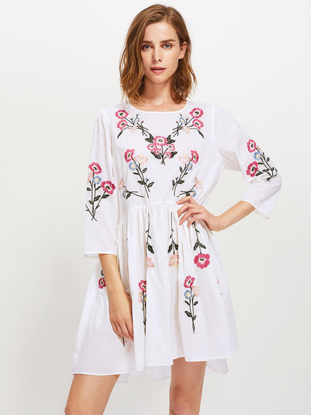 Bobbi Floral Dress