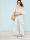 PLUS SIZE Clovelly Jumpsuit - Boho Buys