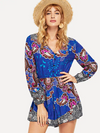 Carmen Playsuit - Boho Buys