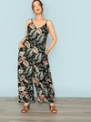 PLUS SIZE Cozumel Jumpsuit - Boho Buys