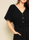 PLUS SIZE Sammie Cotton Jumpsuit - Boho Buys