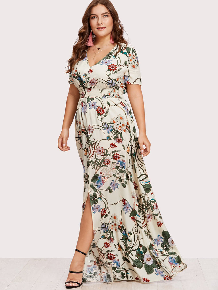 Plus Size Bohemian Dresses – Fashion dresses