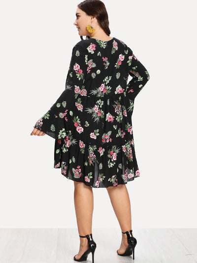 PLUS SIZE Alice Dress - Boho Buys
