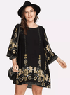PLUS SIZE Marigold Casa Dress | TWO LEFT - Boho Buys