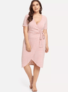 PLUS SIZE Sorbet Dress - Boho Buys