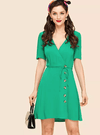 Emerald Dress - Boho Buys