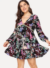 PLUS SIZE Wild Cat Dress - Boho Buys