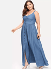 PLUS SIZE Santa Monica Dress - Boho Buys