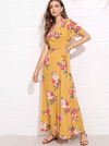 Valencia Maxi Dress - Boho Buys