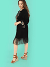 PLUS SIZE Bermuda Dress - Boho Buys