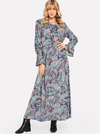 Lone Star Maxi Dress - Boho Buys