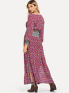 Louisa Maxi Dress - Boho Buys