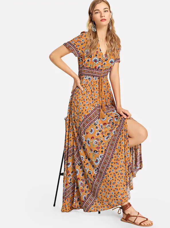 Lyric Maxi Dress | TWO LEFT - Boho Buys