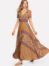 Lyric Maxi Dress - Boho Buys