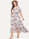 PLUS SIZE Darcy Dress | ONE LEFT - Boho Buys