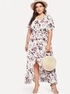 PLUS SIZE Darcy Dress - Boho Buys