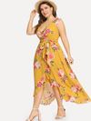 PLUS SIZE Dilana Dress - Boho Buys