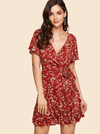 Modern Mexicana Mini Dress - Boho Buys