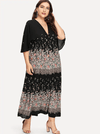 PLUS SIZE Charlotte Dress - Boho Buys