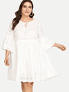 PLUS SIZE Heatwave Cotton Dress | ONE LEFT - Boho Buys