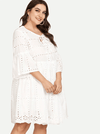 PLUS SIZE Heatwave Cotton Dress - Boho Buys