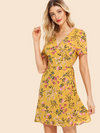 Saffron Dress - Boho Buys
