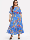 PLUS SIZE Giselle Dress - Boho Buys