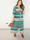 PLUS SIZE Mystique Dress - Boho Buys