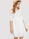 Makena Cotton Dress - Boho Buys