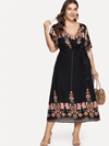 PLUS SIZE Casa Maxi | THREE LEFT - Boho Buys