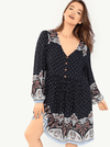 PLUS SIZE Bodhi Dress - Boho Buys