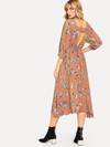 Piper V-Back Dress - Boho Buys