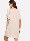 Blushing Beauty Dress - Boho Buys