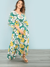 PLUS SIZE Maldives Dress - Boho Buys