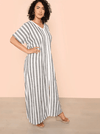 PLUS SIZE Hendrix Cotton Maxi - Boho Buys