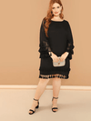 PLUS SIZE Night Fall Dress - Boho Buys