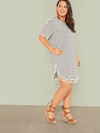 PLUS SIZE Soda Dress - Boho Buys
