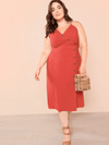 PLUS SIZE SoCal Cotton dress - Boho Buys