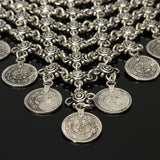 Byzantine Coin Necklace