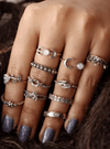 Night Sky Ring Set - Boho Buys